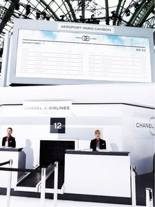 Step Inside Chanel's Gorgeous New Airport