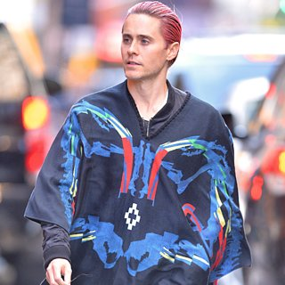 Jared Leto Out in NYC Pictures October 2015