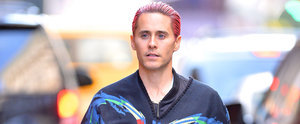 Jared Leto Channels Miley Cyrus in NYC, Still Manages to Look Sexy