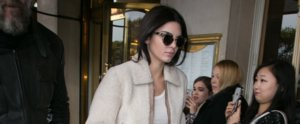 The Genius Styling Trick You'll Want to Steal From Kendall Jenner