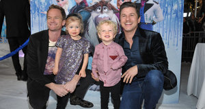 You Need to Watch Neil Patrick Harris's Adorable Twins Sing