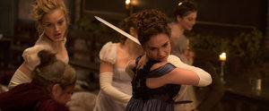 Pride and Prejudice and Zombies: Lily James and Lena Headey Kick Zombie Butt