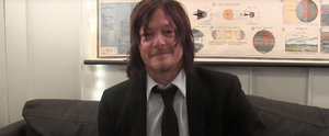 "You'll Learn a Lot About Norman Reedus During His Giggly Game of ""Would You Rather"""