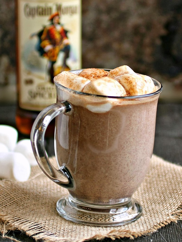 Mexican Hot Chocolate With Tequila And Cayenne Pepper Recipes ...