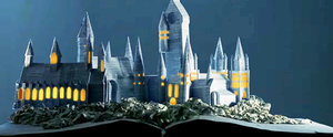 Watch a Paper Hogwarts Come to Life in This Amazing Stop-Motion Video