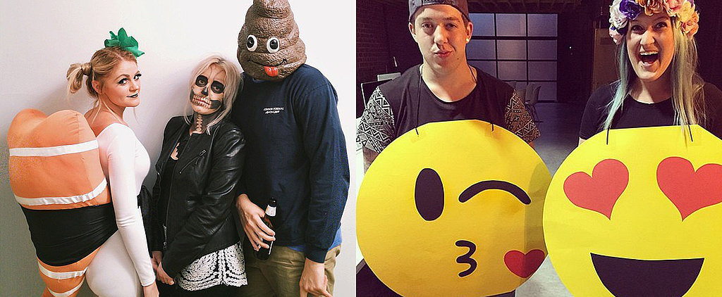 POPSUGAR Shout Out: Make Your Favorite Emoji Come Alive This Halloween