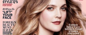 Drew Barrymore Gets Real About Body Image and Bad Decisions