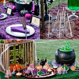 Check Out This Spooktacular Halloween Birthday Party