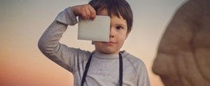 This 5-Year-Old Photography Star Is Following in His Father's Footsteps