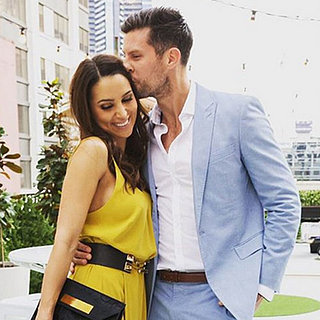 Instagram Pictures of The Bachelor's Sam Wood and Snezana