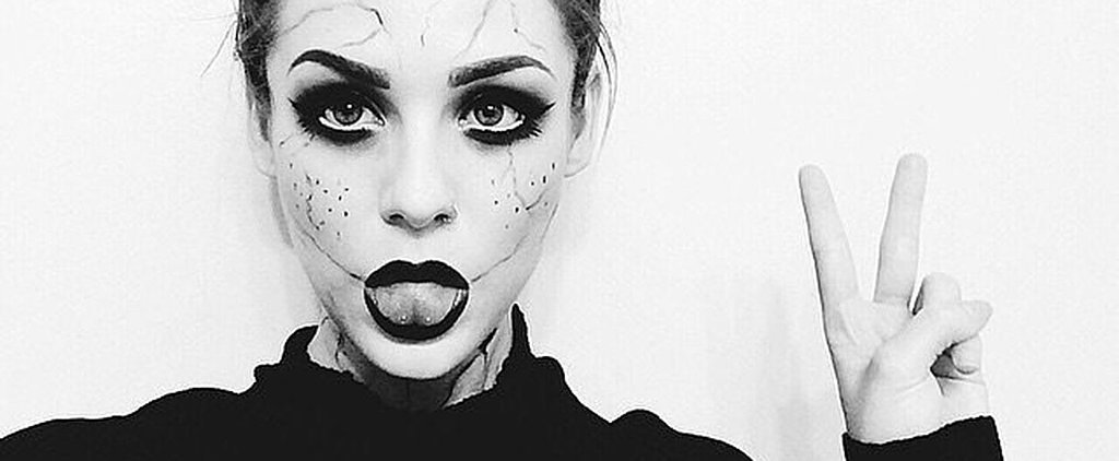 Break the Costume Mould With These Creepy Cracked-Doll Looks