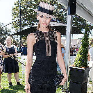 Spring Racing Celebrity Outfits Stakes Day 2015