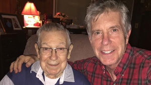 Tom Bergeron Pays an Emotional Tribute to His Late Father on 'DWTS'