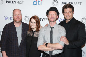 "The Cast Of ""Dr. Horrible's Sing-Along Blog"" Reunited"