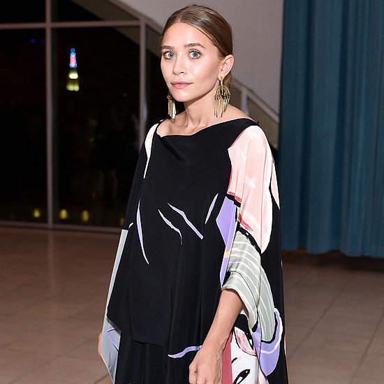 Ashley Olsen Dress at Hammer Museum Gala