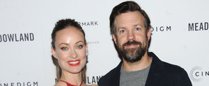 Olivia Wilde and Jason Sudeikis Make a Lovely Pair on the Red Carpet