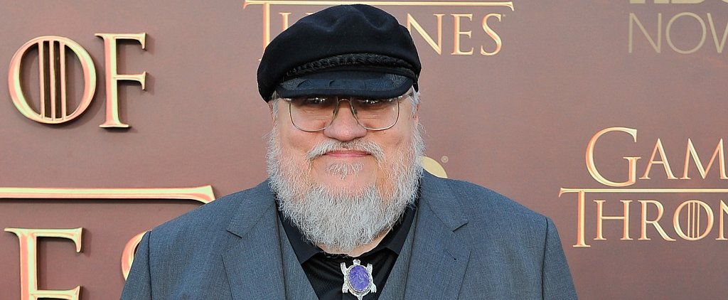 Another One of George R.R. Martin's Books Is Coming to TV