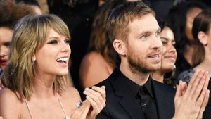 "Taylor Swift & Calvin Harris Break Up Rumors Are Making The Rounds After Harris Visits ""Happy Endings"" Spa"