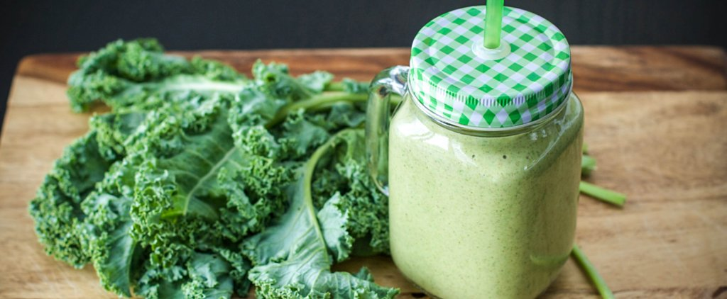 Have You Tried Kale Almond Milk Yet?