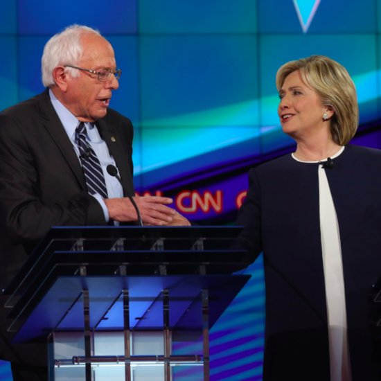 Bernie Sanders Quote on Hillary's Emails During Debate