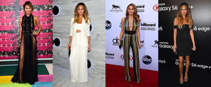 Imagine If Chrissy Teigen's Pregnancy Style Ends Up Cooler Than These Outfits . . .