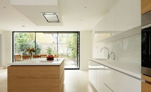 Remodeling 101: Ceiling-Mounted Recessed Kitchen Vents
