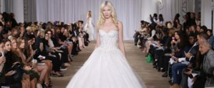 All the Most Beautiful Princess Dresses From Bridal Fashion Week