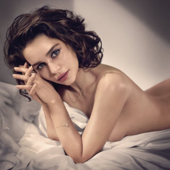 Emilia Clarke Esquire Sexiest Woman Alive November 2015