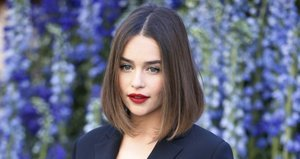 Emilia Clarke Is Esquire's Sexiest Woman Alive