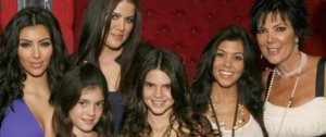 These Videos Reveal How Much the Kardashian Faces Have Changed