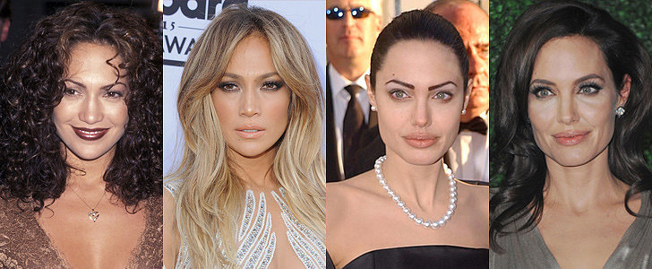 10 Celebrity Transformations That Prove Brow Game Is Everything