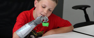 Disney Is Helping Create Iron Man- and Elsa-Inspired Bionic Hands For Kids Who Need Them