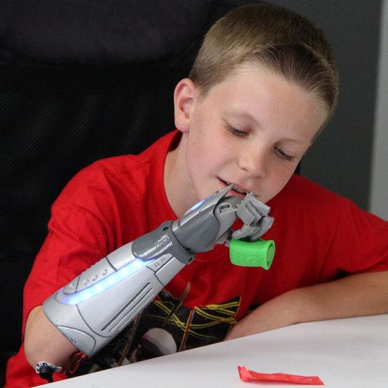 Disney's Bionic Hands For Kids (Video)