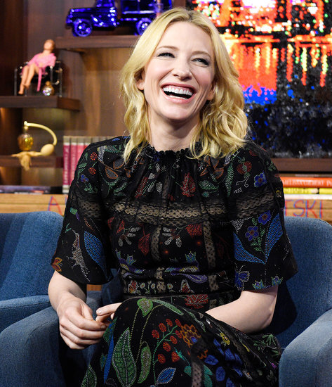 Cate Blanchett Plays Shag, Marry, Kill With Lord of the Rings Costars Orlando Bloom, Elijah Wood, Viggo Mortensen: See Who She P