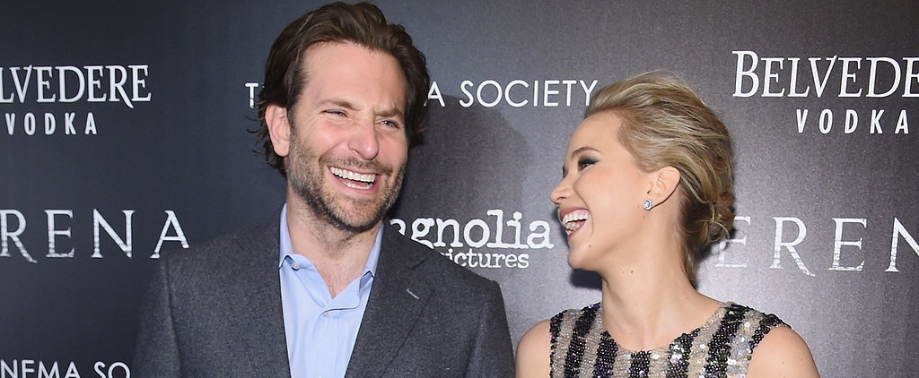 Bradley Cooper Reacts to Jennifer Lawrence's Essay on the Gender Wage Gap