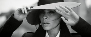 Can You Spot Victoria Beckham's Sweet Shout-Out to David in This New Shoot?