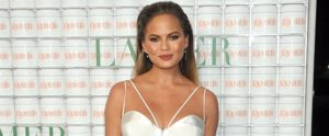 Chrissy Teigen Looks Smokin' Hot in Her First Appearance Post-Pregnancy Announcement
