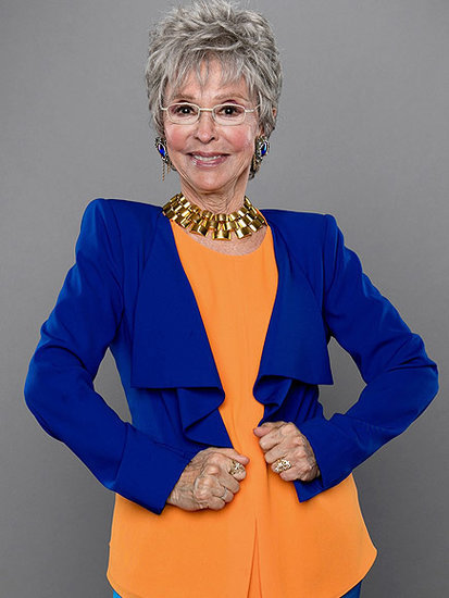 Why Rita Moreno Used to Keep Her Emmy, Grammy, Oscar and Tony Awards in the Closet