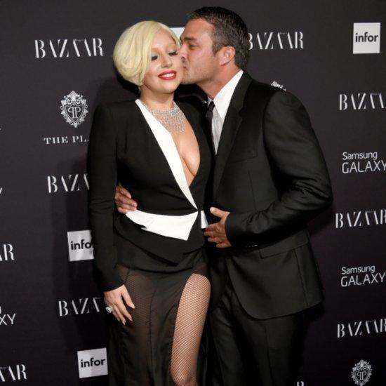Lady Gaga Slapped Taylor Kinney