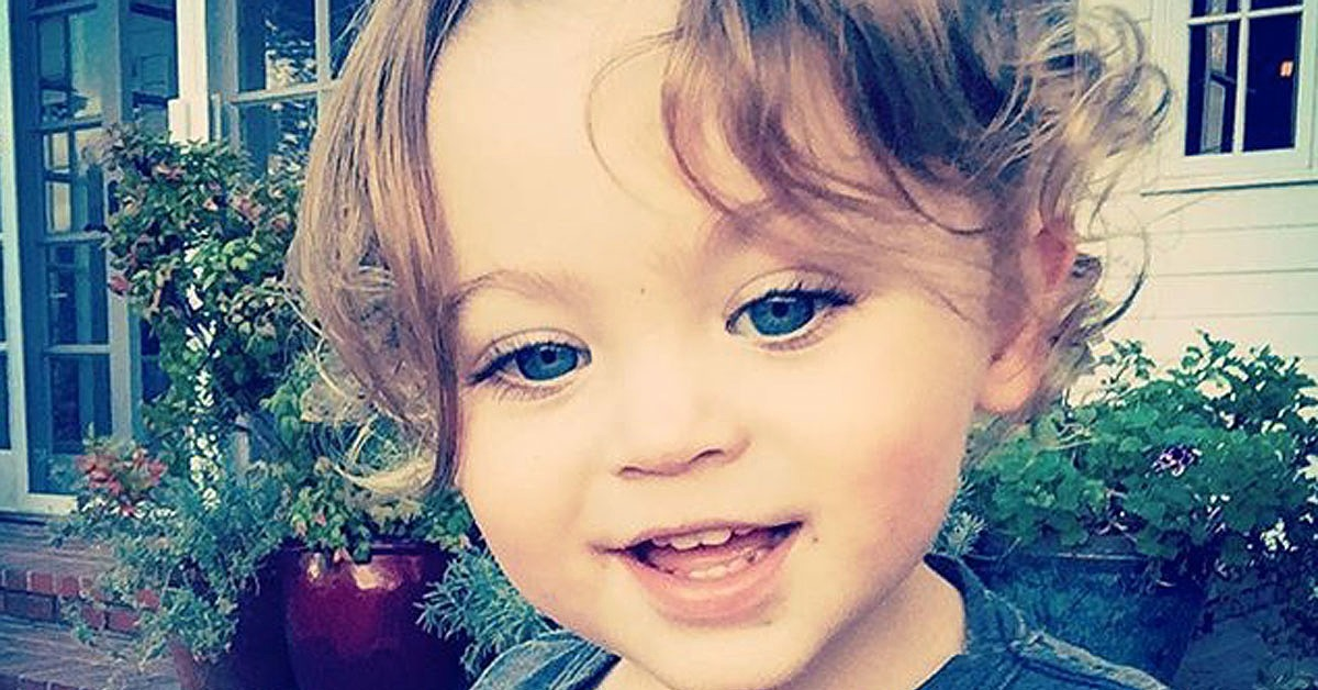 Megan fox shares a rare photo of her look alike son bodhi