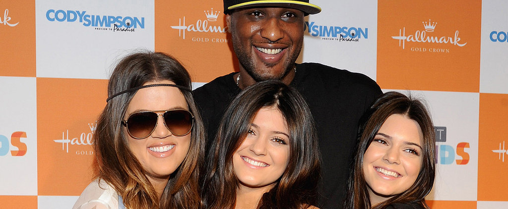 The Kardashian-Jenners Share Heartbreaking Responses to Lamar Odom's Condition