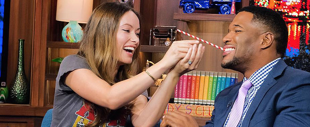 Olivia Wilde Just Showed Us a Genius Way to Wear a Graphic T-Shirt