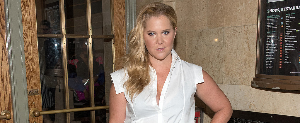 Amy Schumer's Struggle to Feel Confident and Stylish Is Just So Real