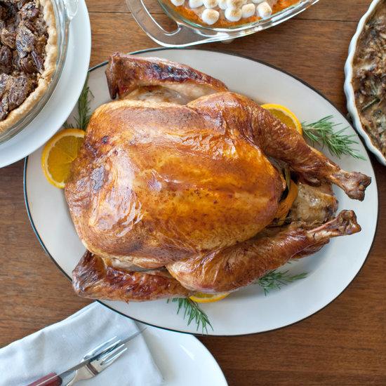 Easy Brined Turkey