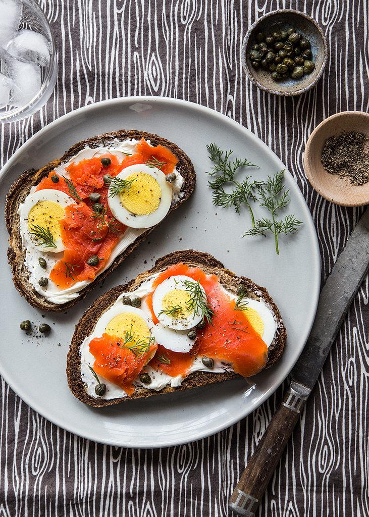 how to make boiled eggs tasty