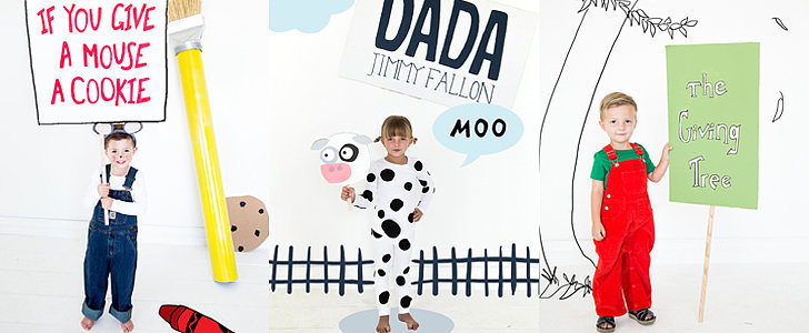 6 Adorable (and DIY!) Halloween Costumes Inspired by Children's Books