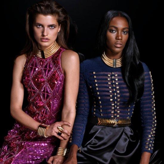 Balmain and H&M Collaboration November Drop
