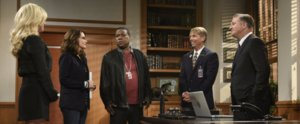 Tracy Morgan's SNL Monologue Was a Big Ol' 30 Rock Reunion!