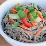 Healthy Soba Noodle Salad Recipe