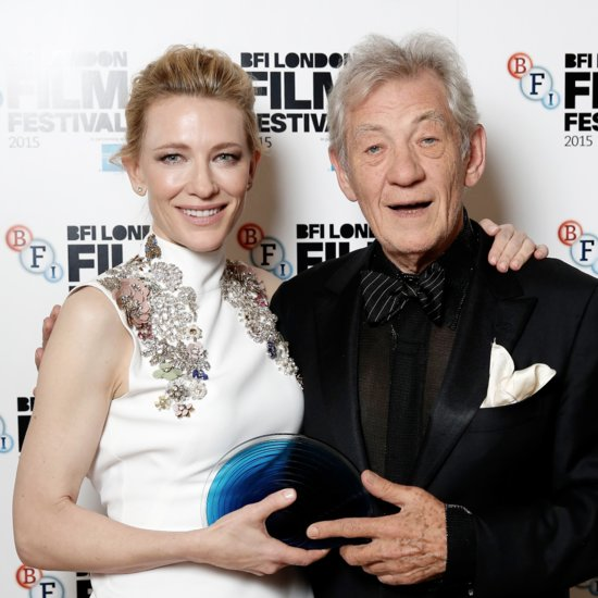 Celebrities at the BFI London Film Festival 2015